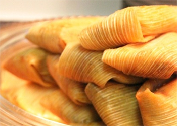 ONE DOZEN PLAIN TAMALES