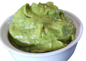 Guacamole Scoop